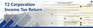 Corporate Income Tax Return