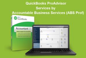 QuickBooks ProAdvisor Services