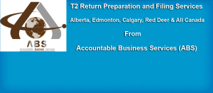 T2 Return Preparation & Filing Services