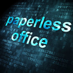 Paperless Office Environment for Accounting and Tax Services by Accountable Business Services ABS ABSPROF in Alberta Edmonton Calgary Grande Prairie and Canada