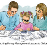 Teaching Money Management Lessons to Children – Accountable Business Services ABS ABSPROF Alberta Edmonton Calgary Red Deer and Canada